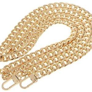 Handbags - Crossbody/shoulder chain bag strap